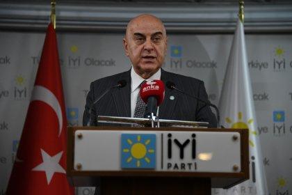 İYİ Partili Paçacı: Erdoğan Vakıfbank'ı damadının emrine verdi