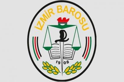 İzmir Barosu, Yargıtay'ın Saray'daki adli yıl açılış töreni davetini reddetti: Bize kalırsa, siz de gitmeyin