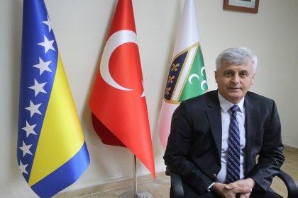 İzmir Bosna Sancak Derneği'nden Hanida Hajdinoviç'e tebrik mesajı