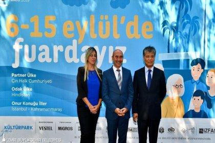 İzmir Enternasyonal Fuarı kapılarını 88. kez açıyor