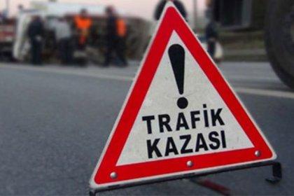 İzmir'de trafik kazası: 1'i bebek, 3'ü çocuk 7 kişi hayatını kaybetti