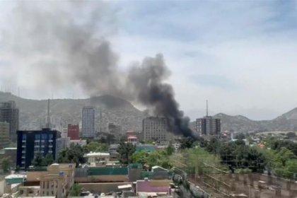Kabil'de patlama: 5 kişi yaşamını yitirdi
