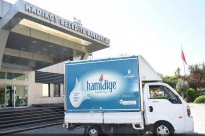 Kadıköy Belediyesi Hamidiye Su ile sözleşme imzaladı