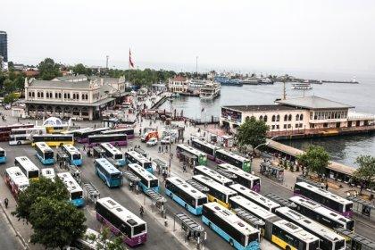 Kadıköy'de yol çalışması nedeniyle İETT otobüslerine alternatif güzergah