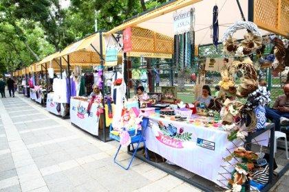 Kadın emeği pazarı 'Potlaç' Moda'da yerini alıyor