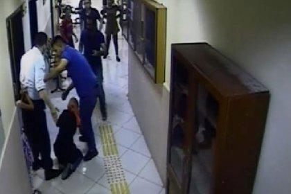 Kadını darp eden icra müdürüne 1350 TL, darp edilen kadına 'kamu görevlisine hakaret'ten 10 bin 620 TL ceza