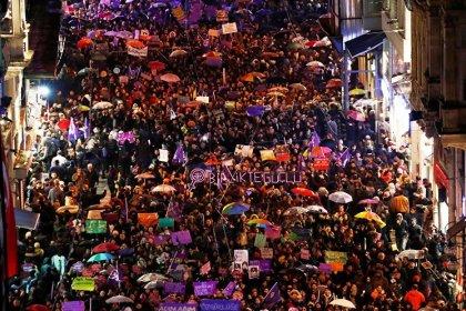 Kadınlar, 8 Mart'ta 17. Feminist Gece Yürüyüşü'nde buluşuyor