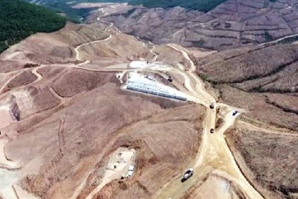 Kanada'dan İzmir Barosu'nun 'Kaz Dağları' mektubuna yanıt