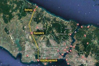Kanal İstanbul protokolü mahkemelik
