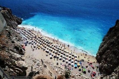 Kaputaş Plajı'nın da yer aldığı Kaş-Kalkan yoluna 'ÇED gerekli değildir' kararı iptal edildi
