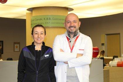 Karaciğer koruyucu cerrahi işlemle sağlığına kavuştu