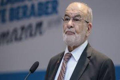 Karamollaoğlu: Seçimler yapılsın çok kısa sürede IMF'nin kapısına yeniden dayanacaklar