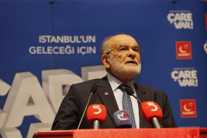 Karamollaoğlu: Ülkenin değil ülkeyi yönetemeyenlerin bir beka problemi var