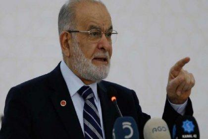 Karamollaoğlu'ndan 'Pötürge'de seçimler yenilensin' çıkışı