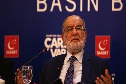 Karamollaoğlu'ndan Erdoğan'a: Ne alakası var merminin fiyatıyla sebze- meyve fiyatını karşılaştırmanın