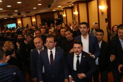 Kartal Belediye Başkanı Gökhan Yüksel, Ekrem İmamoğlu'nun mazbata sevincini paylaştı: Güler yüzlü hizmet İstanbul'da başladı