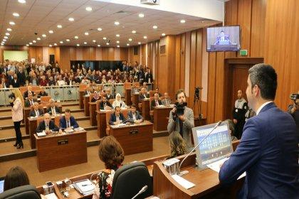 Kartal Belediye Meclisi ilk toplantısını yaptı