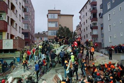 Kartal'da çöken binaya ilişkin bilirkişi raporu ortaya çıktı: Çökme nedeni beton kalitesi
