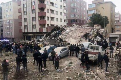 Kartal'da çöken binayla ilgili soruşturmada 1 kişi tahliye edildi, binanın çökme nedeni belli oldu