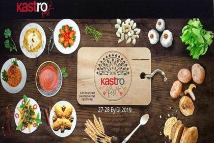 Kastamonu Gastronomi Festivali başlıyor