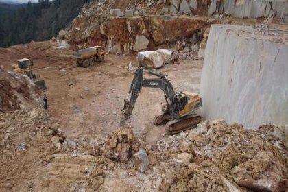 Kastamonu'da mermer ocağında göçük: 2 işçi yaşamını yitirdi