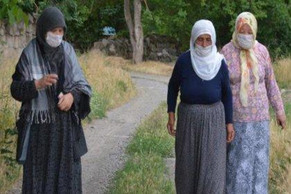 Kayseri'de biyokütle enerji santrali nedeniyle mahalle halkı maskesiz sokağa çıkamıyor