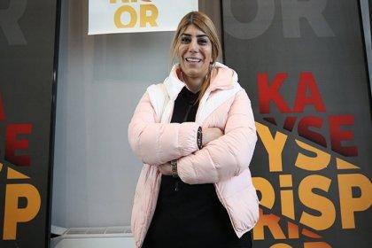 Kayserispor Başkanı Berna Gözbaşı: Ben ofsaytı nereden bileyim, oyuncu bilsin, hakem bilsin