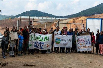 Kaz Dağları'nda Alamos Gold'un Çamyurt Altın Madeni Projesi de iptal edildi