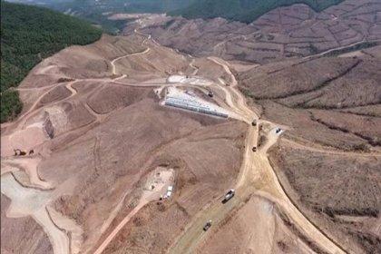 Kaz Dağları'nı talan eden Alamos Gold'un faaliyetleri askıya alındı