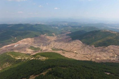'Kaz Dağları'ndaki maden sahaları deprem riski taşıyor'