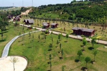 Kemerburgaz Kent Ormanı 26 Ekim'de açılıyor