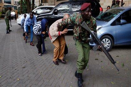 Kenya'daki otel saldırısında ölü sayısı 14'e yükseldi