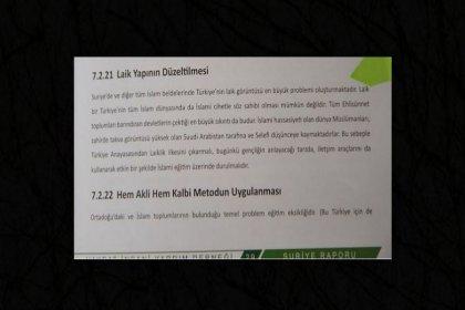 Kermeste dağıtılan kitapçıkta skandal ifadeler: 'Türkiye, anayasasından laiklik ilkesini çıkarmalı, İslami eğitim üzerinde durulmalı!'