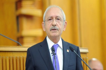 Kılıçdaroğlu 13.30'da CHP grubunda konuşacak