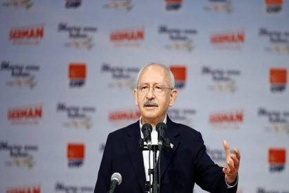 Kılıçdaroğlu, 2. Çalışma ve Değerlendirme toplantısının 2. birleşiminde konuşacak