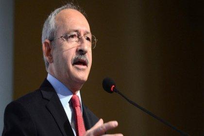 Kılıçdaroğlu: Ahmet Davutoğlu'nun çağrısı yerinde bir çağrıdır, biz destekleriz