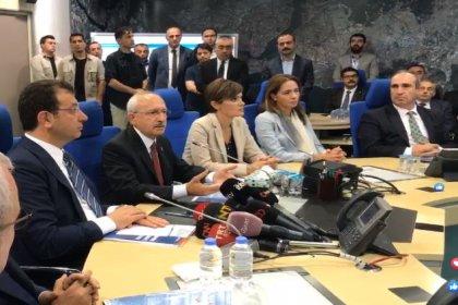 Kılıçdaroğlu AKOM'u ziyaret etti: 20 yıldır başladığımız noktadayız, 17 yıldır ülkeyi yönetenlerin hesabını vermesi lazım