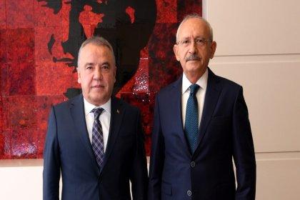 Kılıçdaroğlu, Antalya Büyükşehir adayı Muhittin Böcek'in proje tanıtım toplantısına katılacak