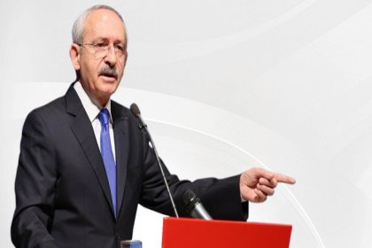 Kılıçdaroğlu: 17 yılda 2 trilyon dolar vergi topladılar, 70 milyar dolar özelleştirme yaptılar, 500 milyar dolar devleti borçlandırdılar. Bu paralar nereye gitti?