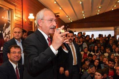 Kılıçdaroğlu Atakum'da gençlere seslendi: Bu ülkenin demokrat gençleri, belli konularda ortak payda oluşturmalı. Bu ortak payda Cumhuriyet'tir, demokrasiye sahip çıkmaktır
