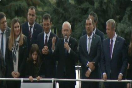 Kılıçdaroğlu: Ne yaparlarsa yapsınlar bütün sandıkların başında görevdeyiz