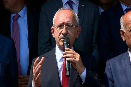 Kılıçdaroğlu bugün Bolu'da