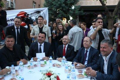 Kılıçdaroğlu, Bosna Sancak Derneği'nin 4. Geleneksel İftarı'na katılacak