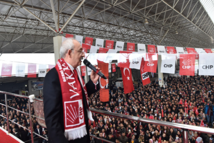 Kılıçdaroğlu: Bu ülkede 7'den 70'e herkesin işi, aşı oluncaya kadar mücadele edeceğim