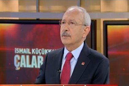 Kılıçdaroğlu: Buraları aldık diye hemen erken seçime gidelim denirse bu siyasi fırsatçılıktır
