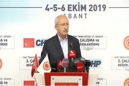 Kılıçdaroğlu: Erdoğan 'Büyük Ortadağu Projesi'nin eş başkanlığını yapmaya devam ediyor