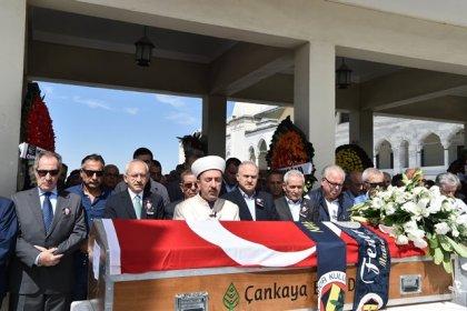 Kılıçdaroğlu, gazeteci Nihat Duru'nun cenaze törenine katıldı
