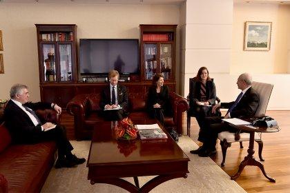 Kılıçdaroğlu, İspanya ve Hollanda büyükelçilerini kabul etti