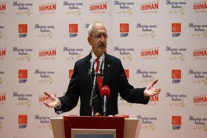 Kılıçdaroğlu: İstanbul'un renklerini kültür ve sanatla yeniden canlandırabiliriz