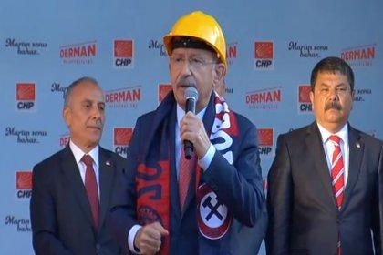 Kılıçdaroğlu: Kaybetmeye başlayınca bel altı vurmaya başlarlar. Bizim belediye başkan adaylarımızın tamamı düzgün insanlar